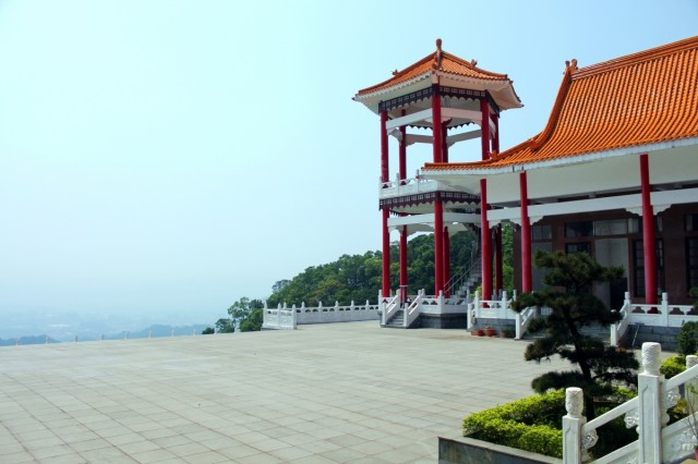 Guanyin-Tempel in Taipeh