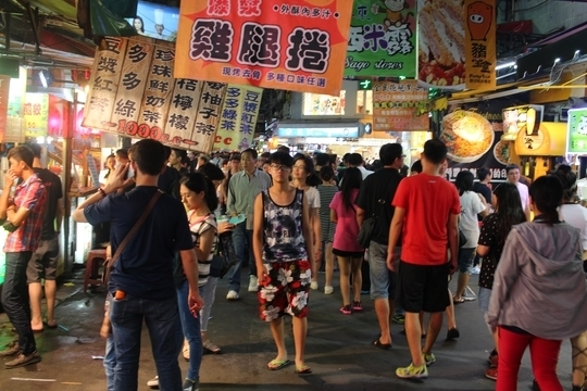 Night Market Taichung
