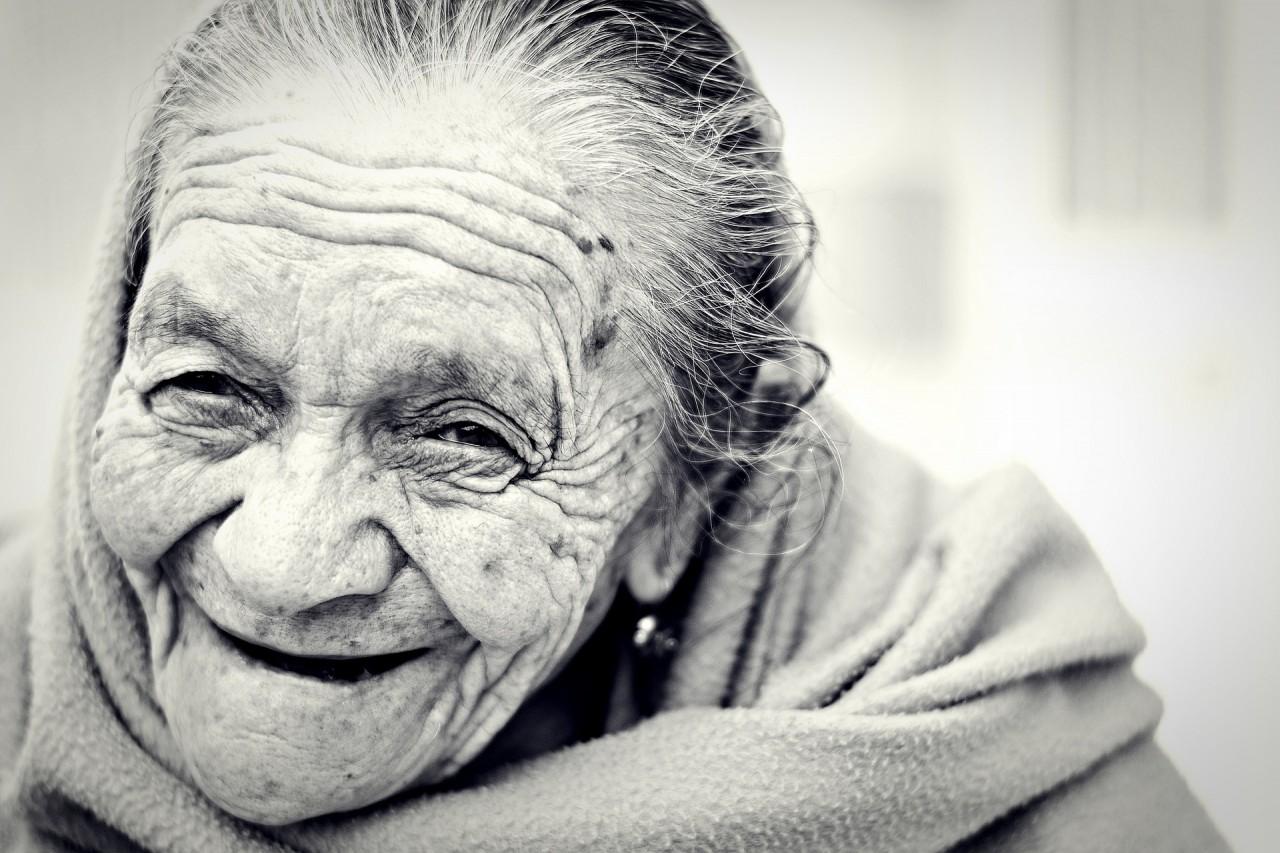 Gebet des älter werdenden Menschen von Teresa von Avila