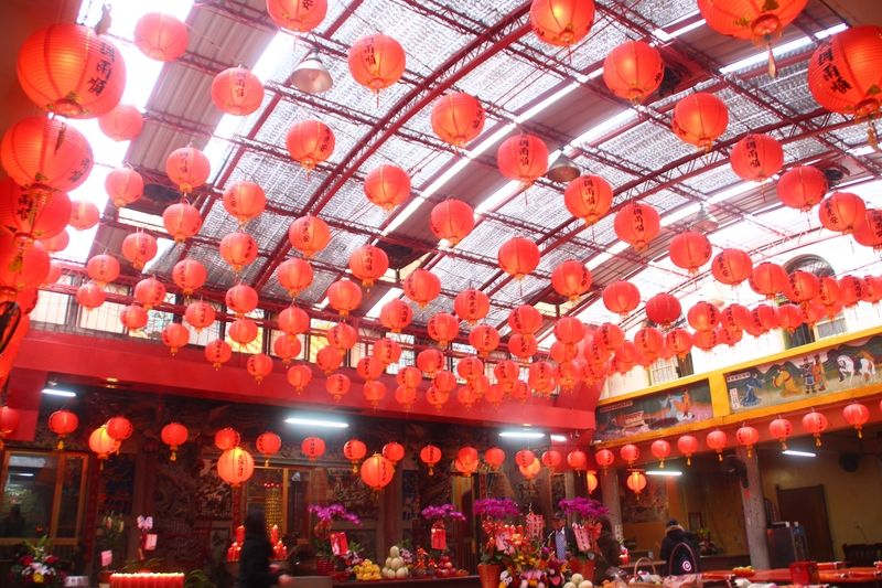 Chinesisches Neujahr - Das Jahr der Ziege (Videoblog aus Taiwan)